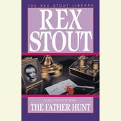 The Father Hunt Audiobook, by Rex Stout