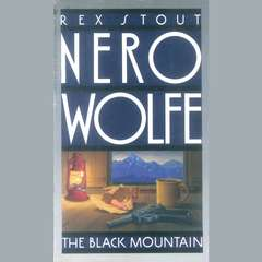 The Black Mountain Audiobook, by Rex Stout