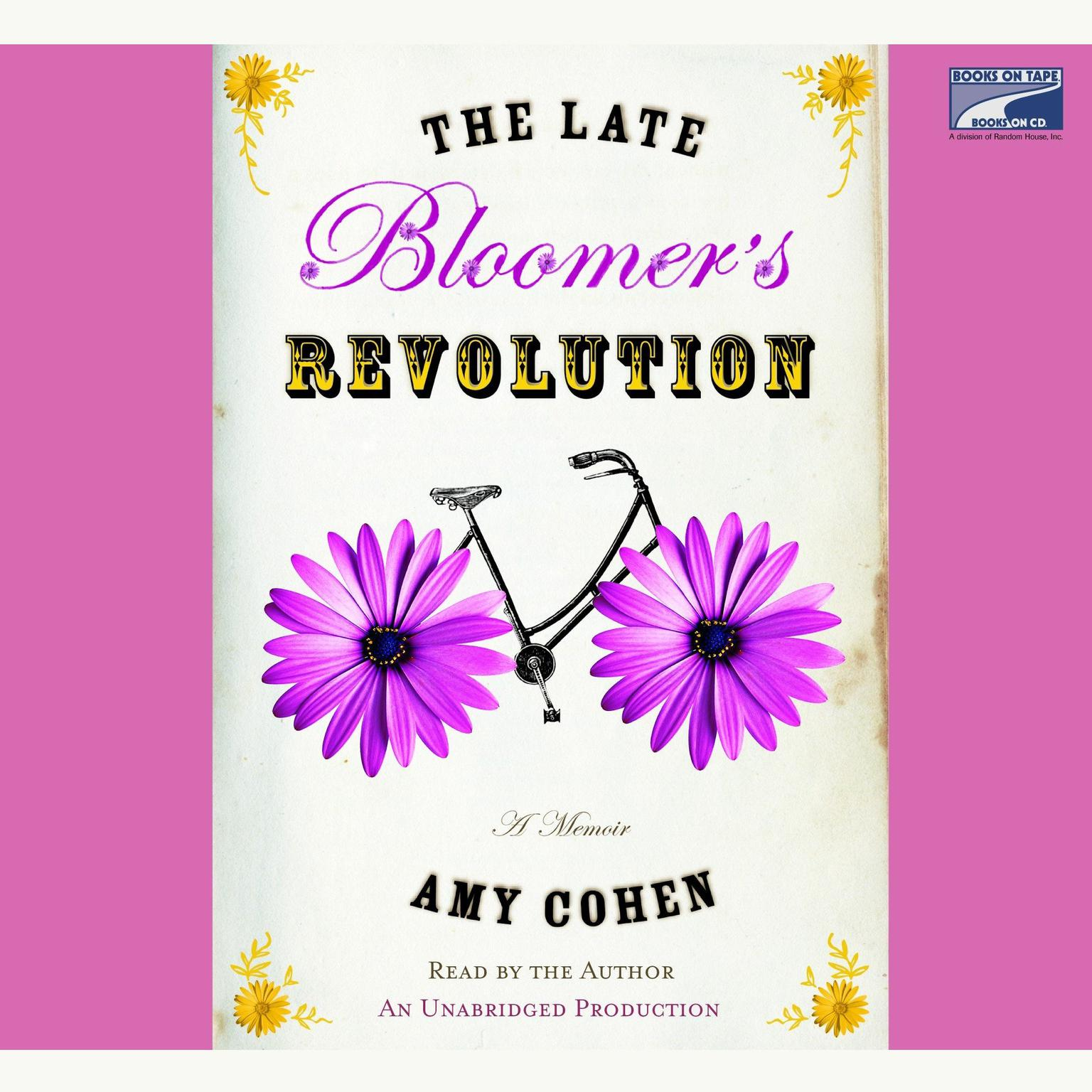 Printable The Late Bloomer's Revolution Audiobook Cover Art