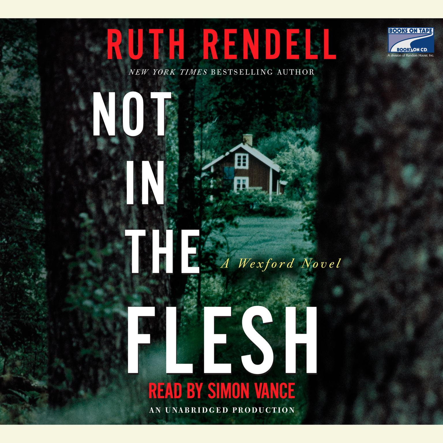 Printable Not in the Flesh: A Wexford Novel Audiobook Cover Art