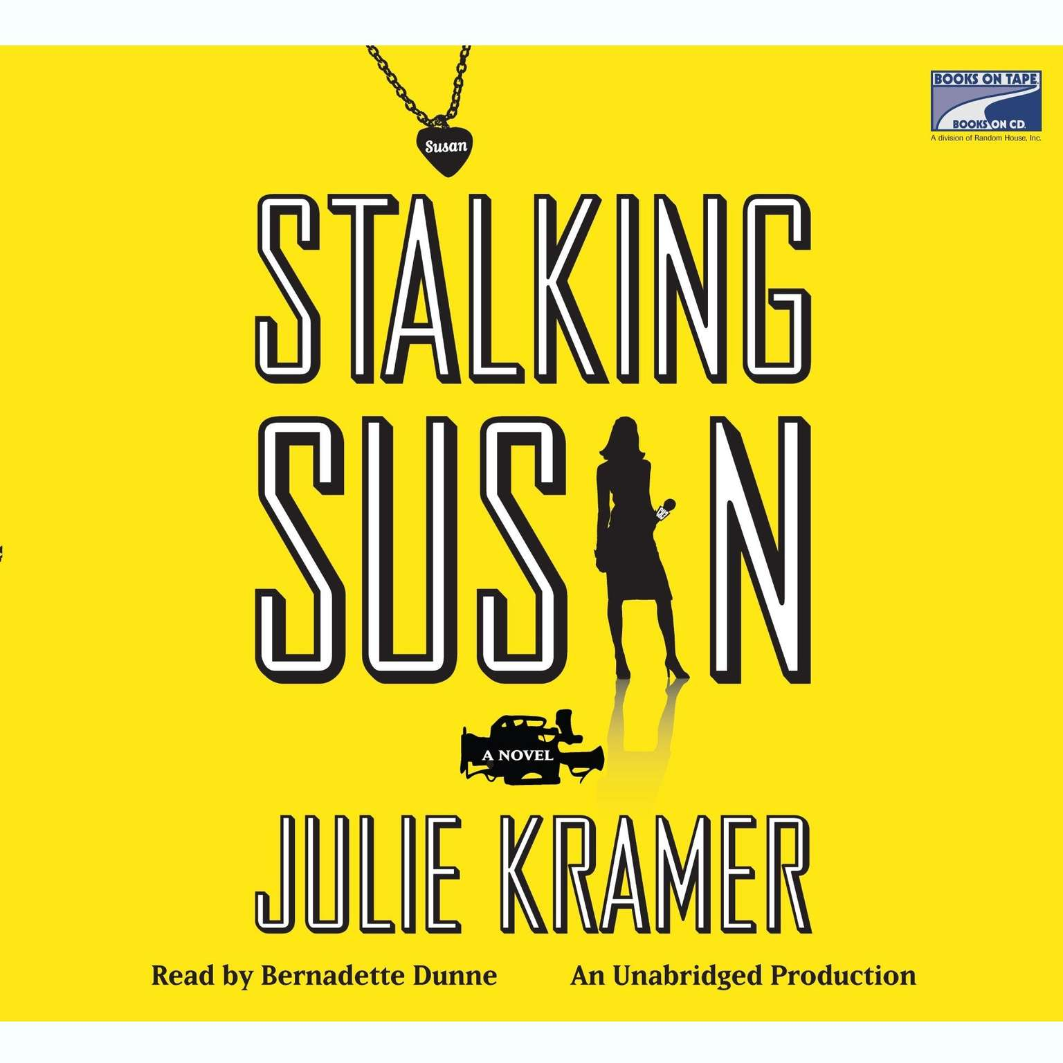 Printable Stalking Susan Audiobook Cover Art