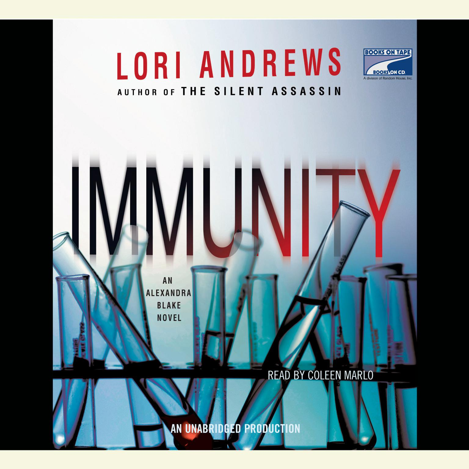 Printable Immunity Audiobook Cover Art