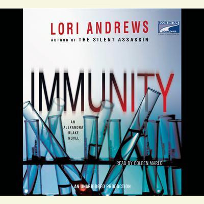 Immunity Audiobook, by Lori Andrews