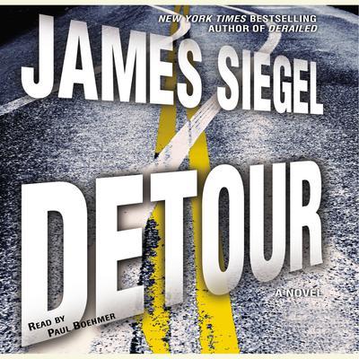 Detour Audiobook, by James Siegel