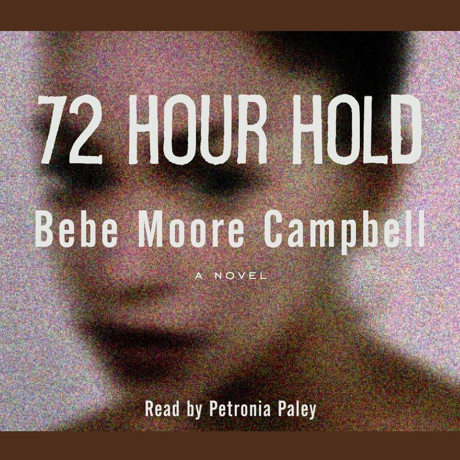 Printable 72 Hour Hold Audiobook Cover Art
