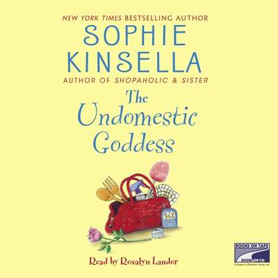 The Undomestic Goddess Audiobook, by