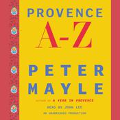 Provence A–Z Audiobook, by Peter Mayle