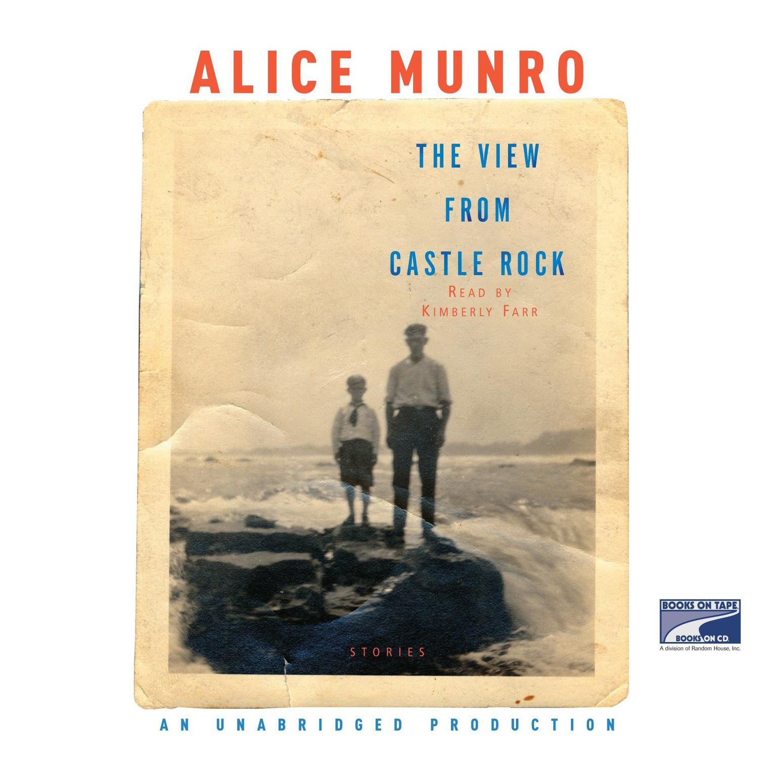 Printable The View from Castle Rock Audiobook Cover Art