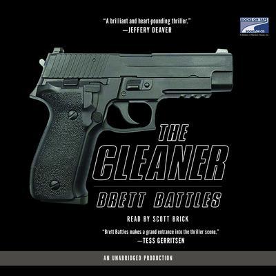 The Cleaner Audiobook, by Brett Battles