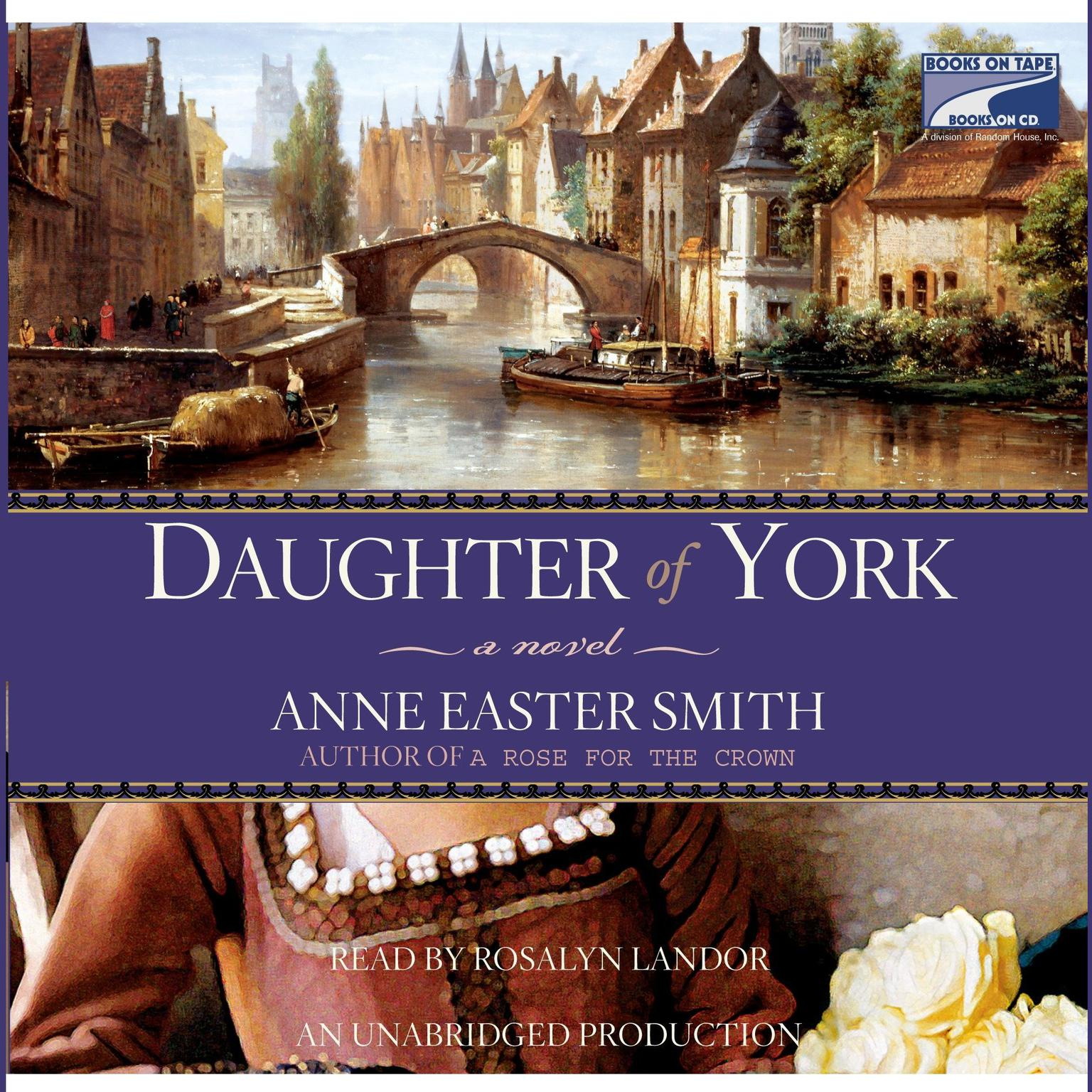 Printable Daughter of York Audiobook Cover Art