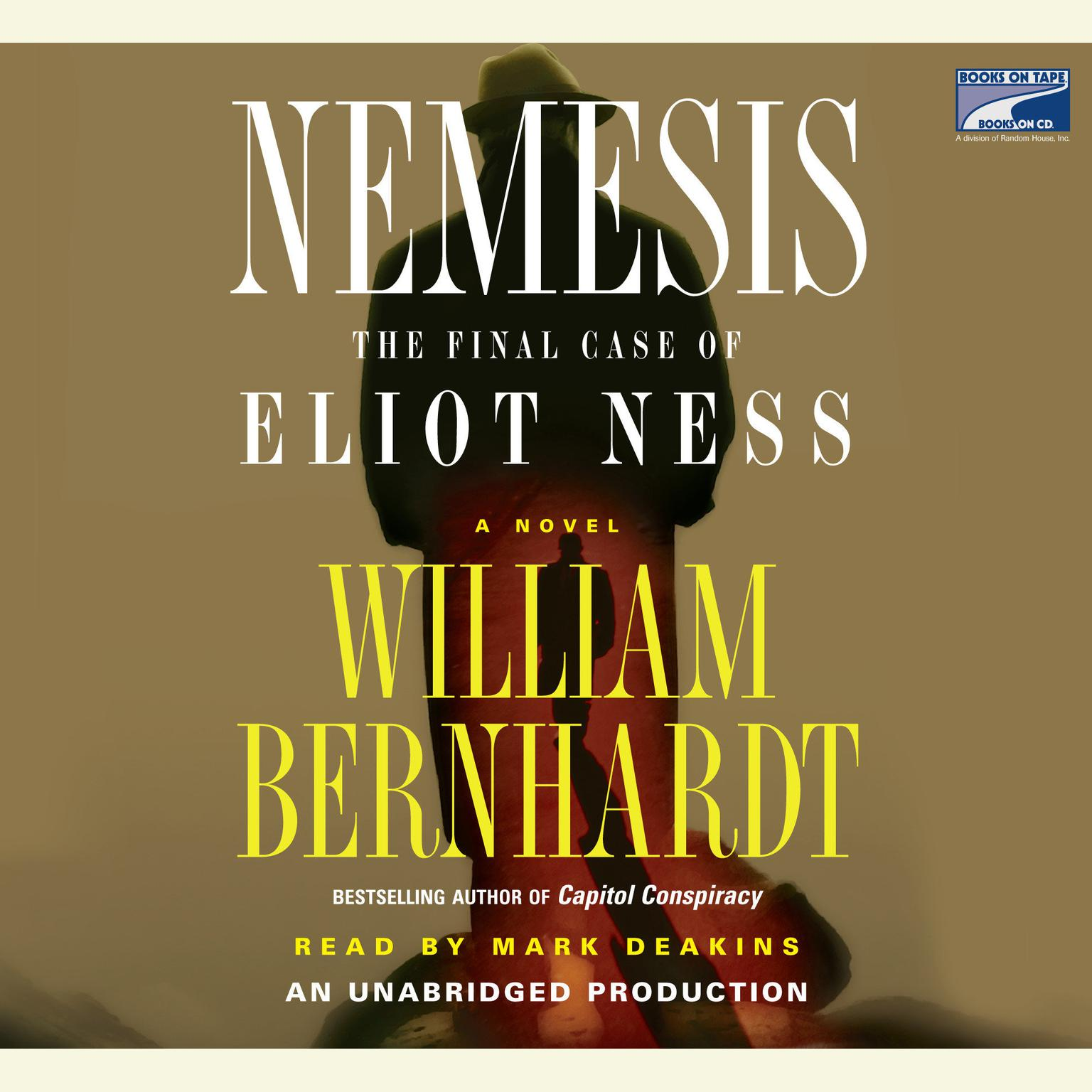 Printable Nemesis: The Final Case of Eliot Ness Audiobook Cover Art