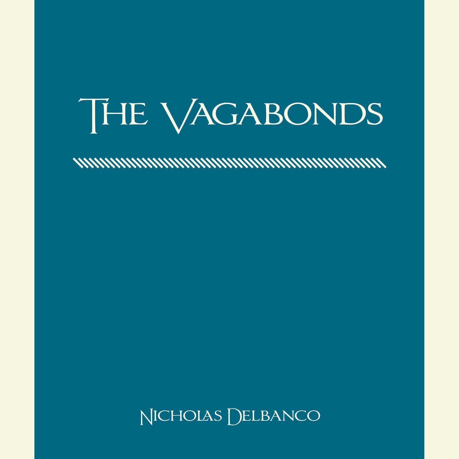 Printable The Vagabonds Audiobook Cover Art