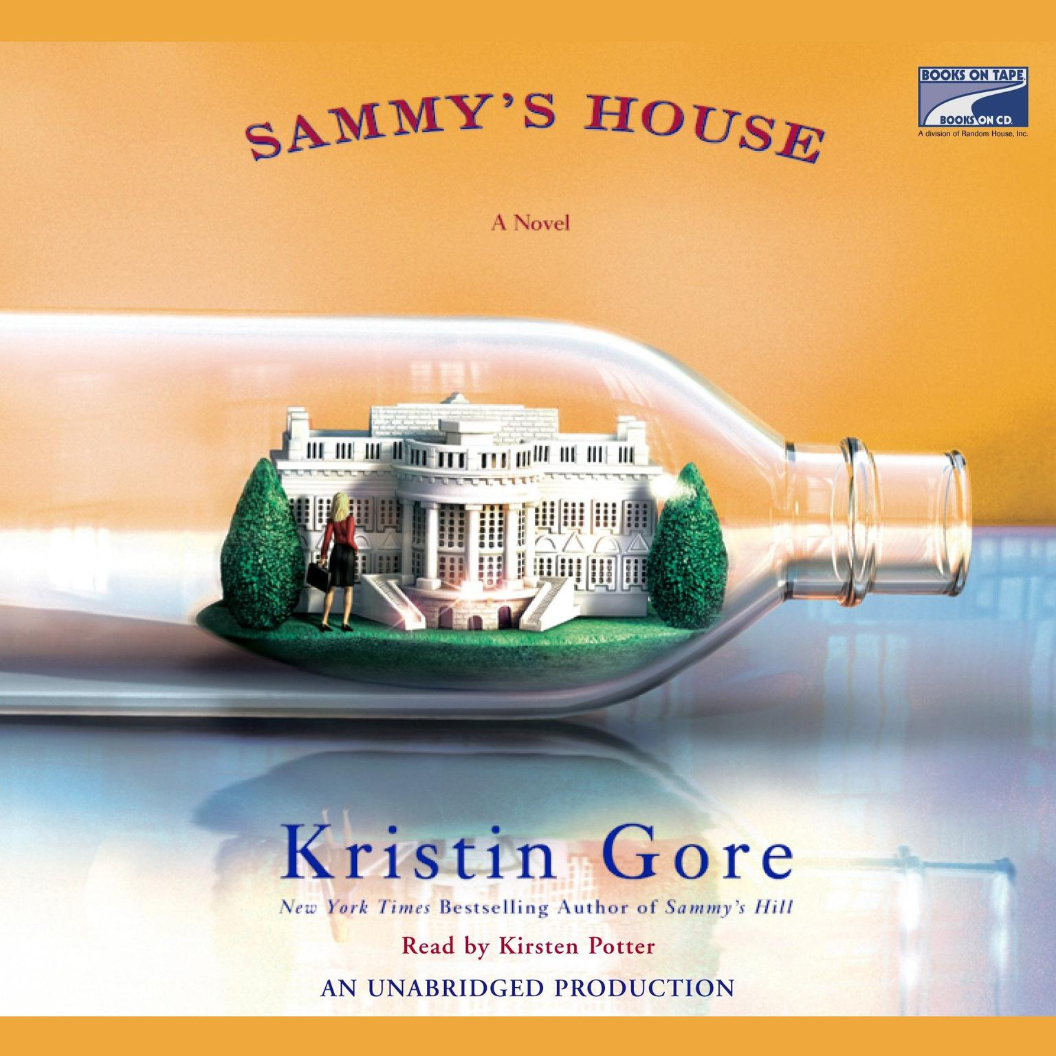 Printable Sammy's House Audiobook Cover Art