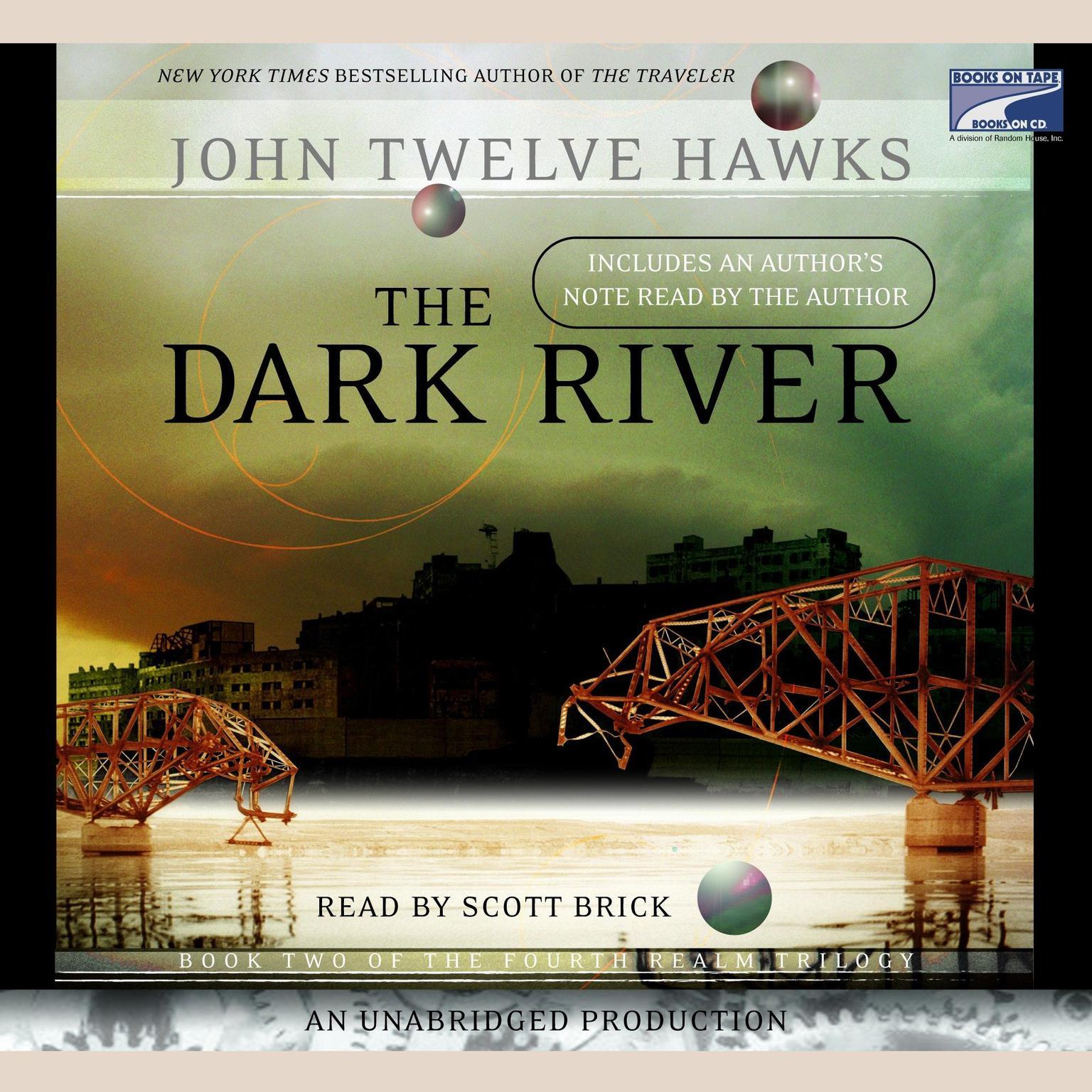Printable The Dark River Audiobook Cover Art