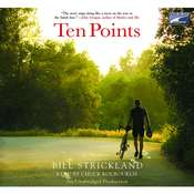 Ten Points: A Fathers Promise, a Daughters Wish - How a Magical Season of Bicycle Riding Made it All Come True Audiobook, by Bill Strickland