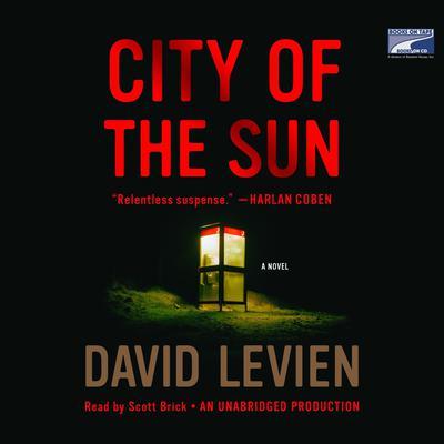 City of the Sun: A Novel Audiobook, by David Levien