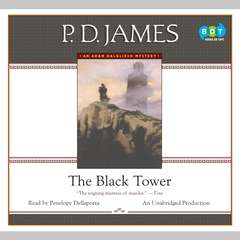 The Black Tower Audiobook, by P. D. James
