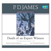 Death of an Expert Witness Audiobook, by P. D. James