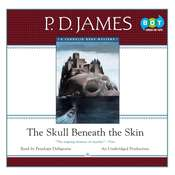The Skull beneath the Skin Audiobook, by P. D. James
