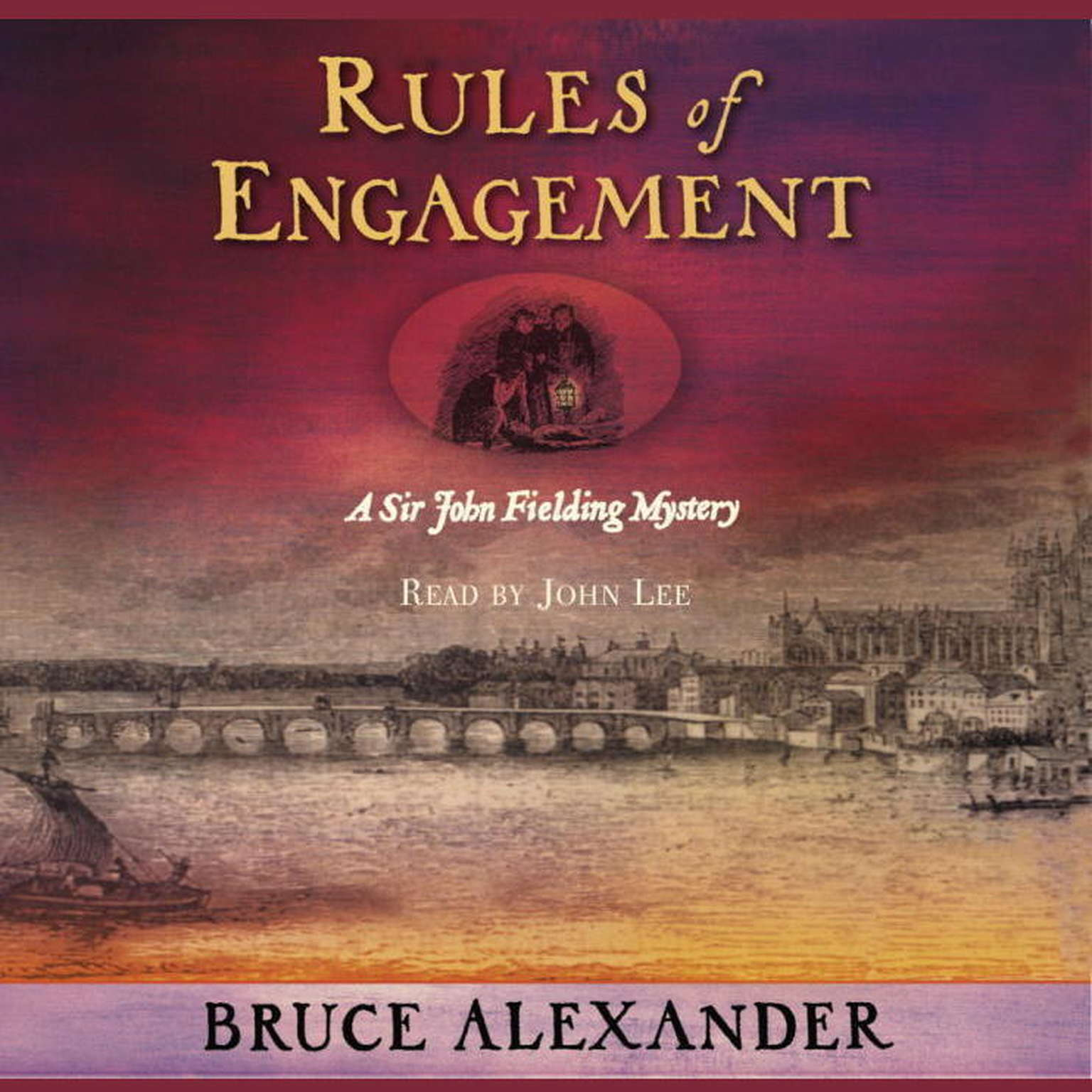 Printable Rules of Engagement Audiobook Cover Art