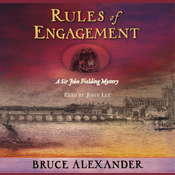 Rules of Engagement Audiobook, by Bruce Alexander