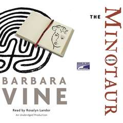 The Minotaur: A Novel Audiobook, by Barbara Vine