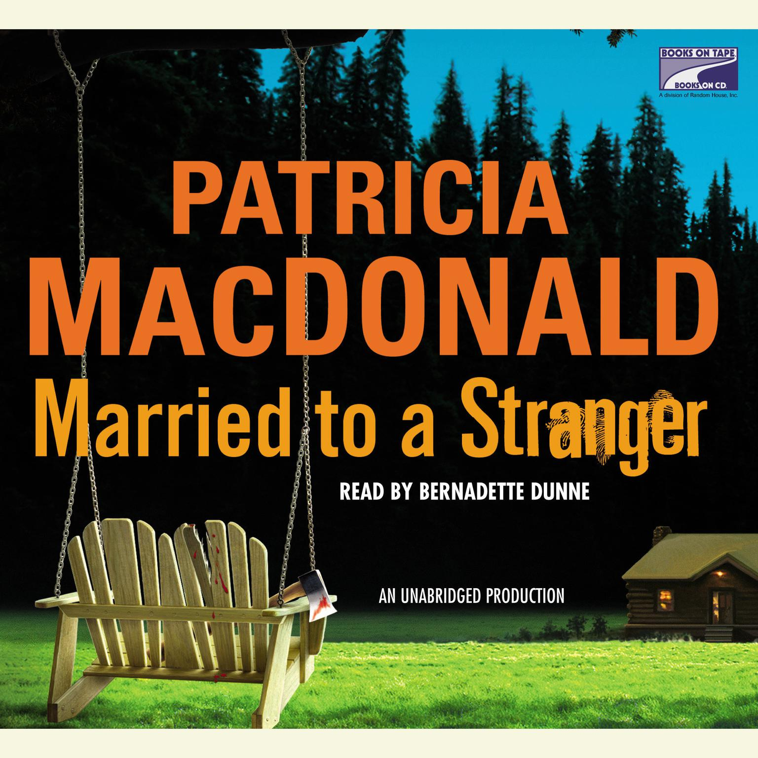 Printable Married to a Stranger Audiobook Cover Art