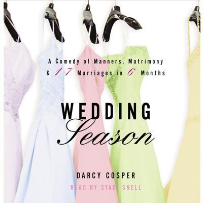 Wedding Season Audiobook, by Darcy Cosper