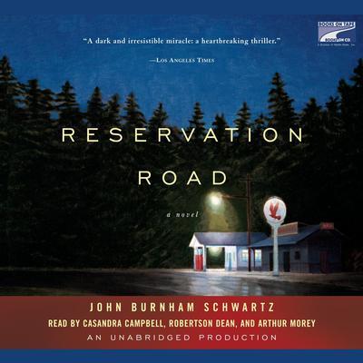 Reservation Road Audiobook, by John Burnham Schwartz