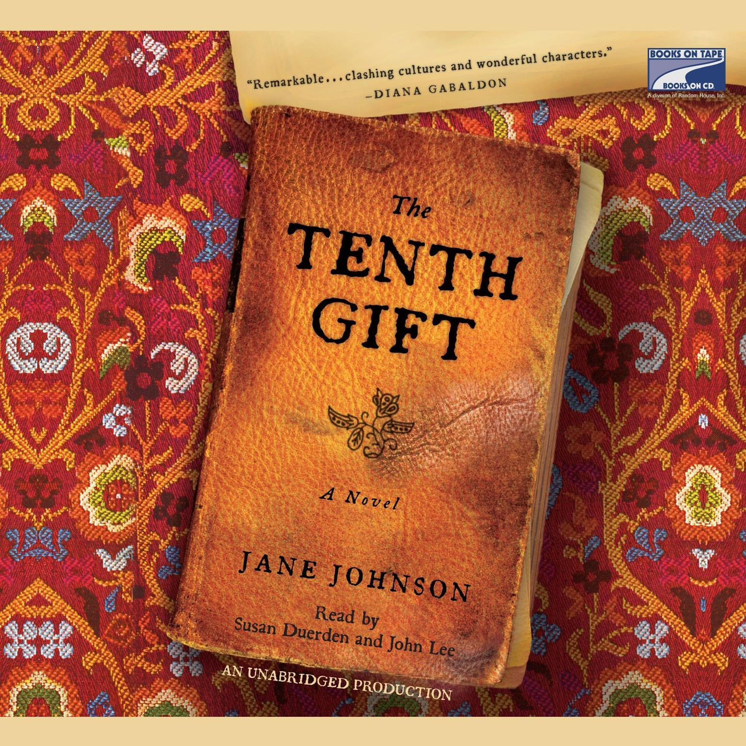 Printable The Tenth Gift: A Novel Audiobook Cover Art