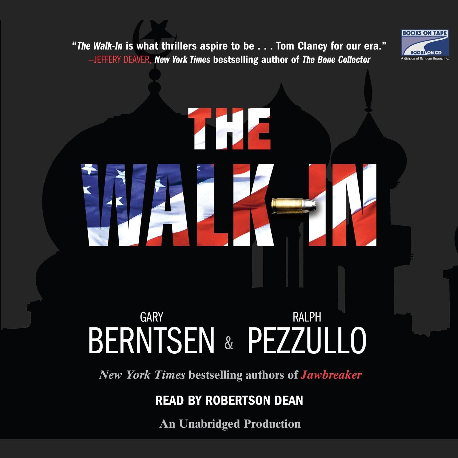Printable The Walk-In Audiobook Cover Art