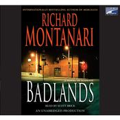 Badlands: A Novel of Suspense Audiobook, by Richard Montanari