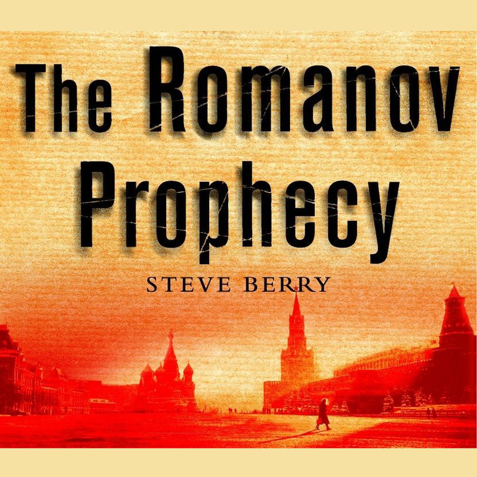 The Romanov Prophecy Audiobook, by Steve Berry