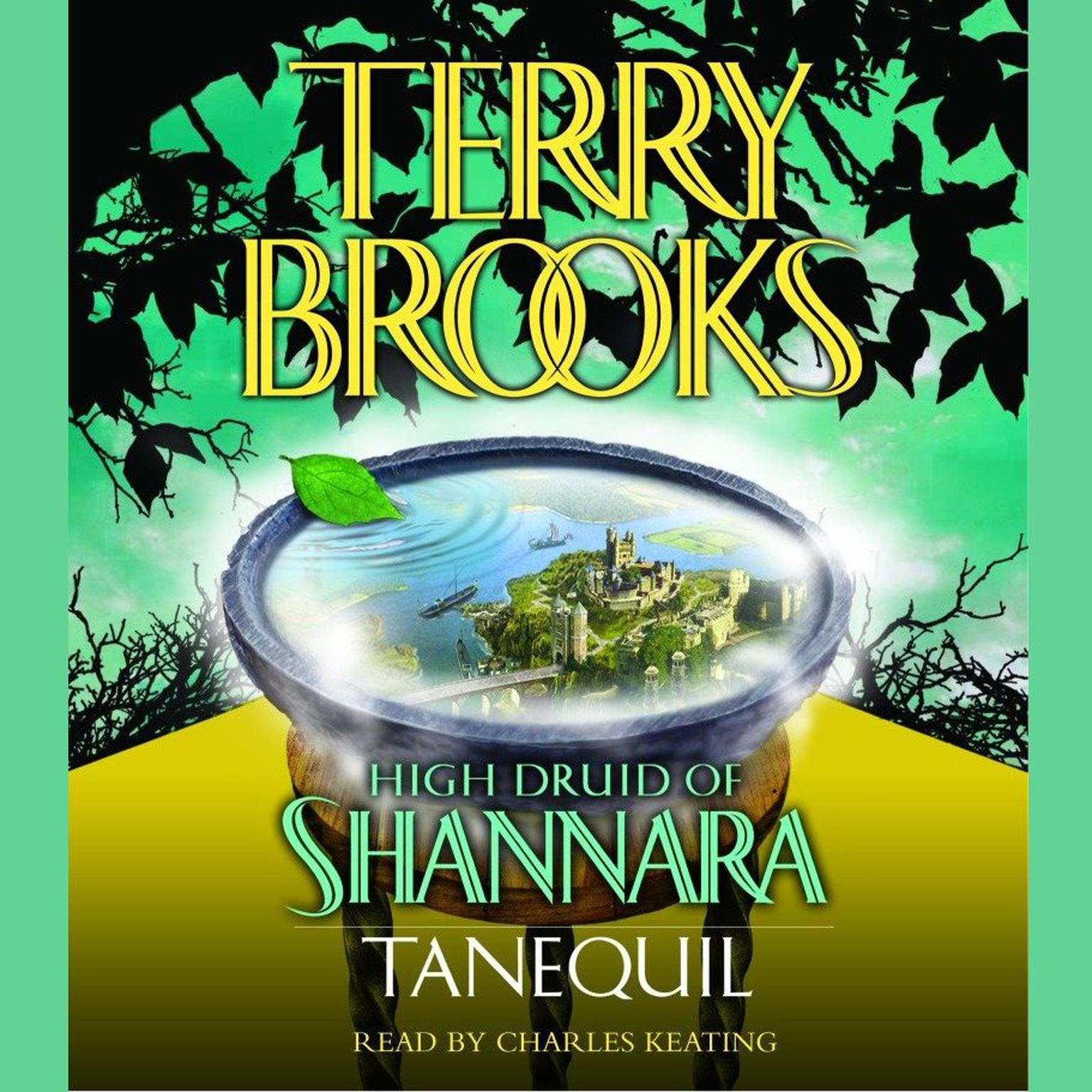 Printable Tanequil Audiobook Cover Art
