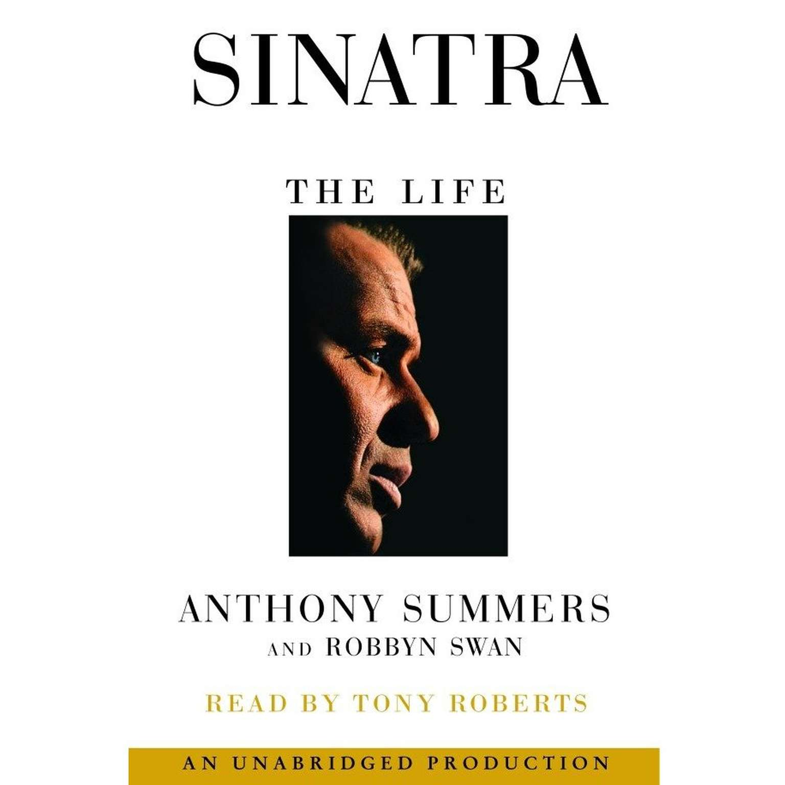 Printable Sinatra: The Life Audiobook Cover Art