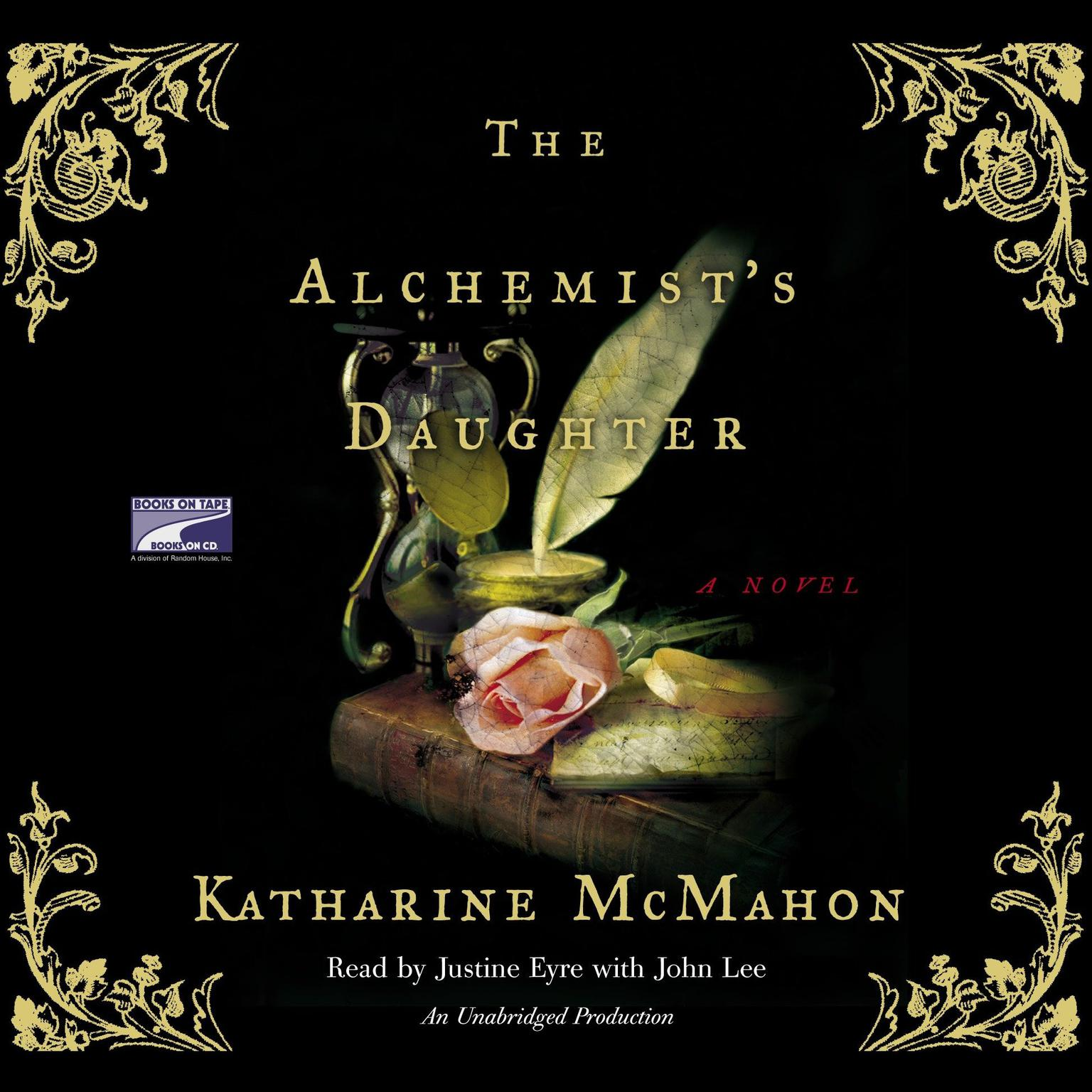Printable The Alchemist's Daughter: A Novel Audiobook Cover Art
