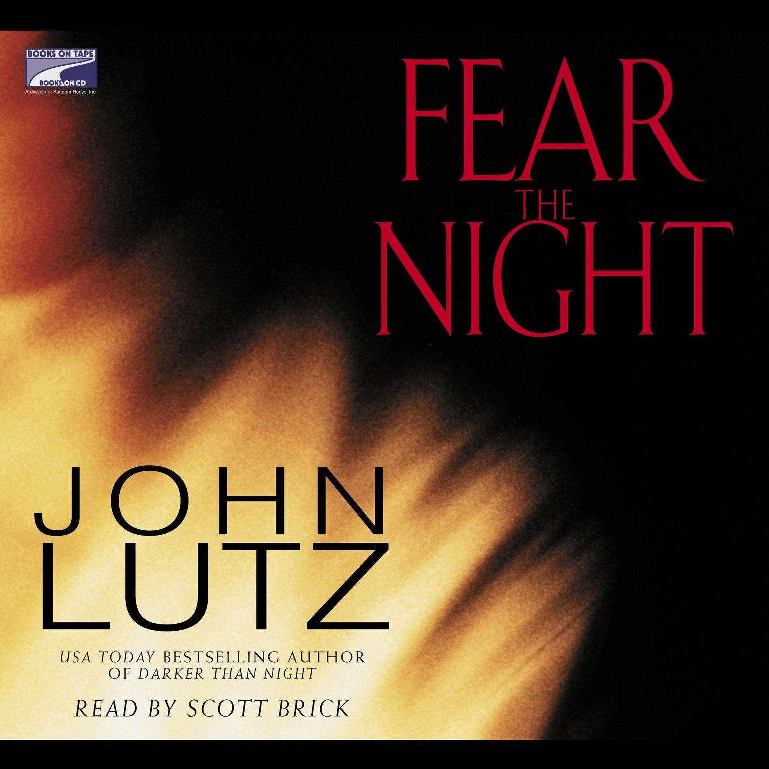 Printable Fear the Night Audiobook Cover Art