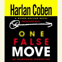 One False Move: A Myron Bolitar Novel Audiobook, by Harlan Coben