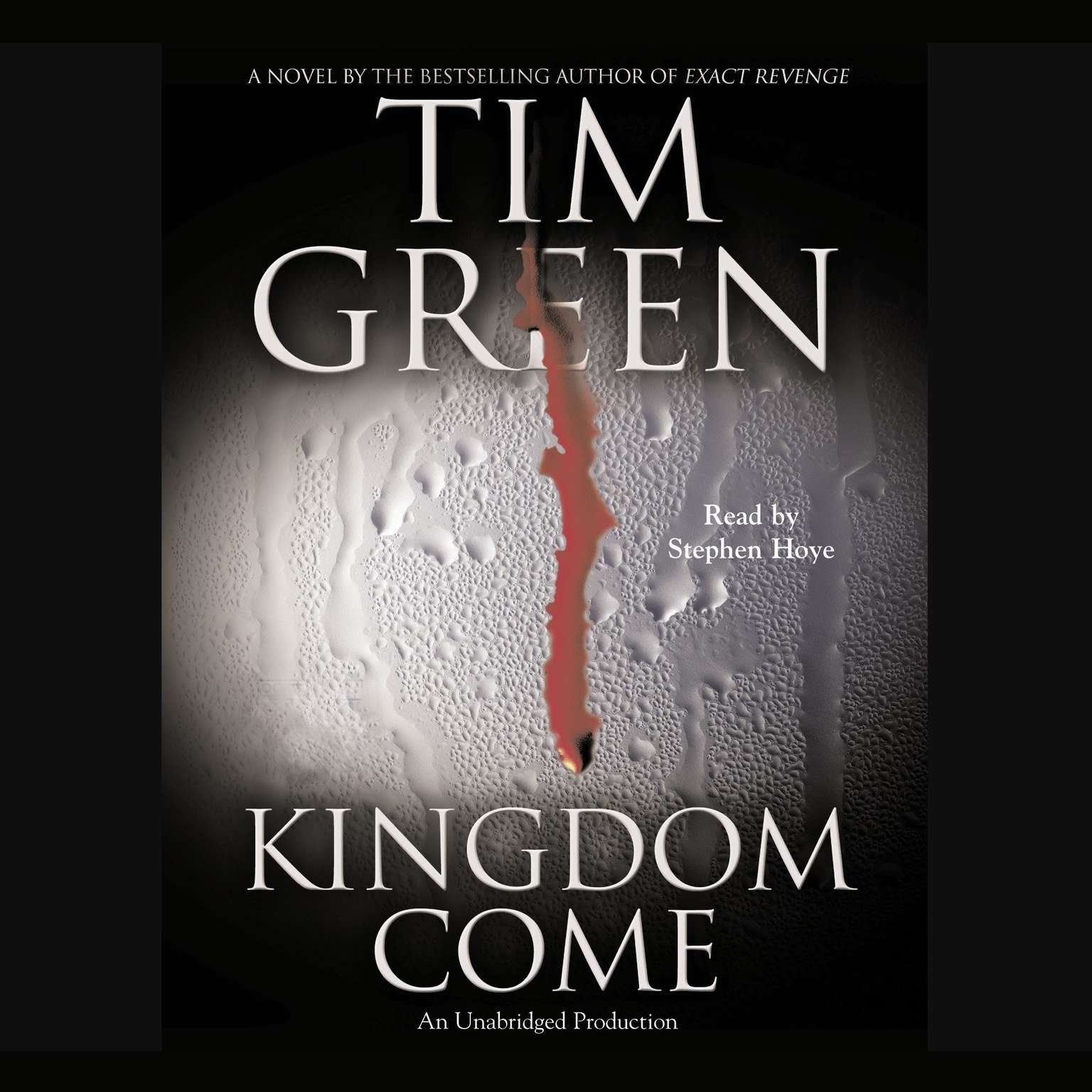 Printable Kingdom Come Audiobook Cover Art