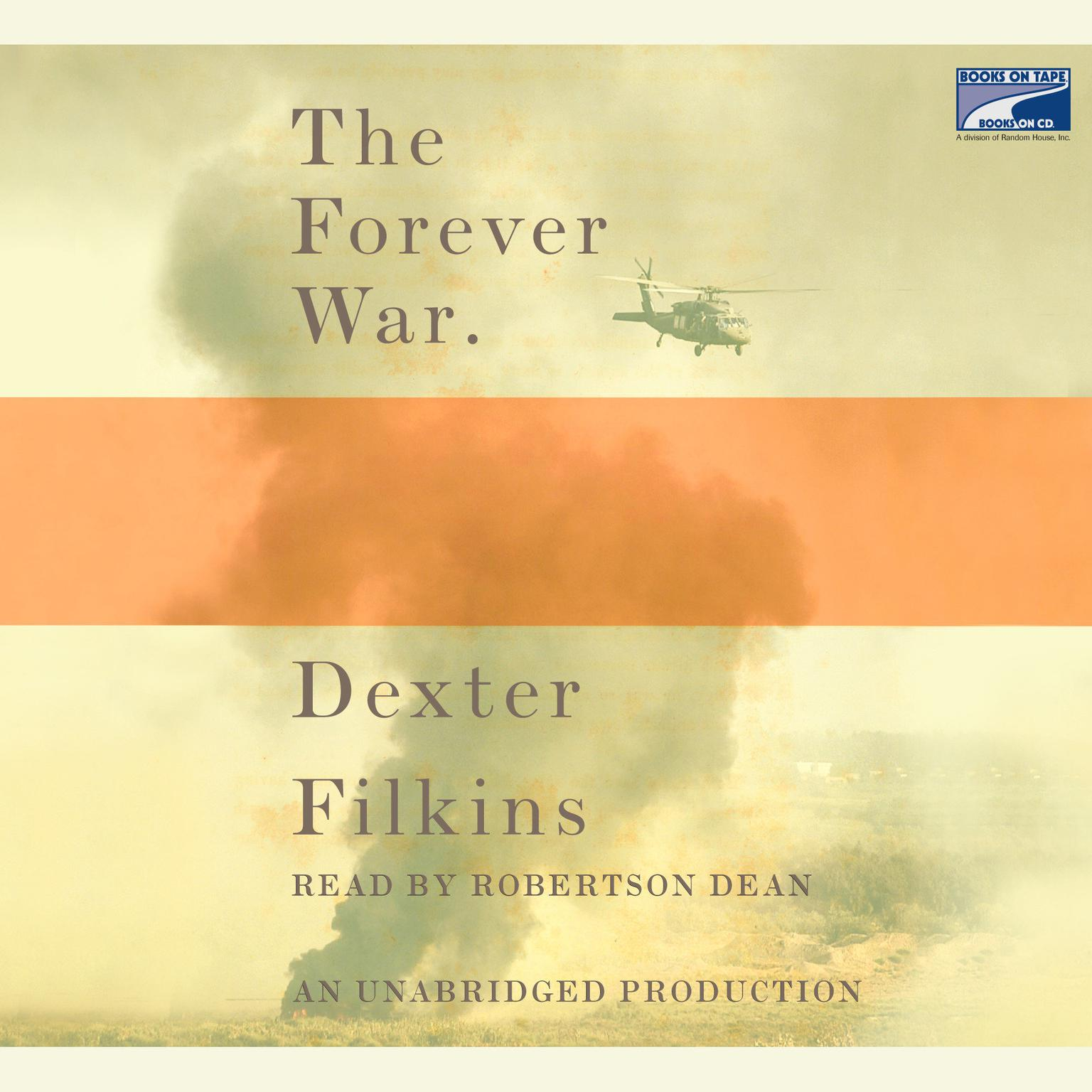 Printable The Forever War Audiobook Cover Art
