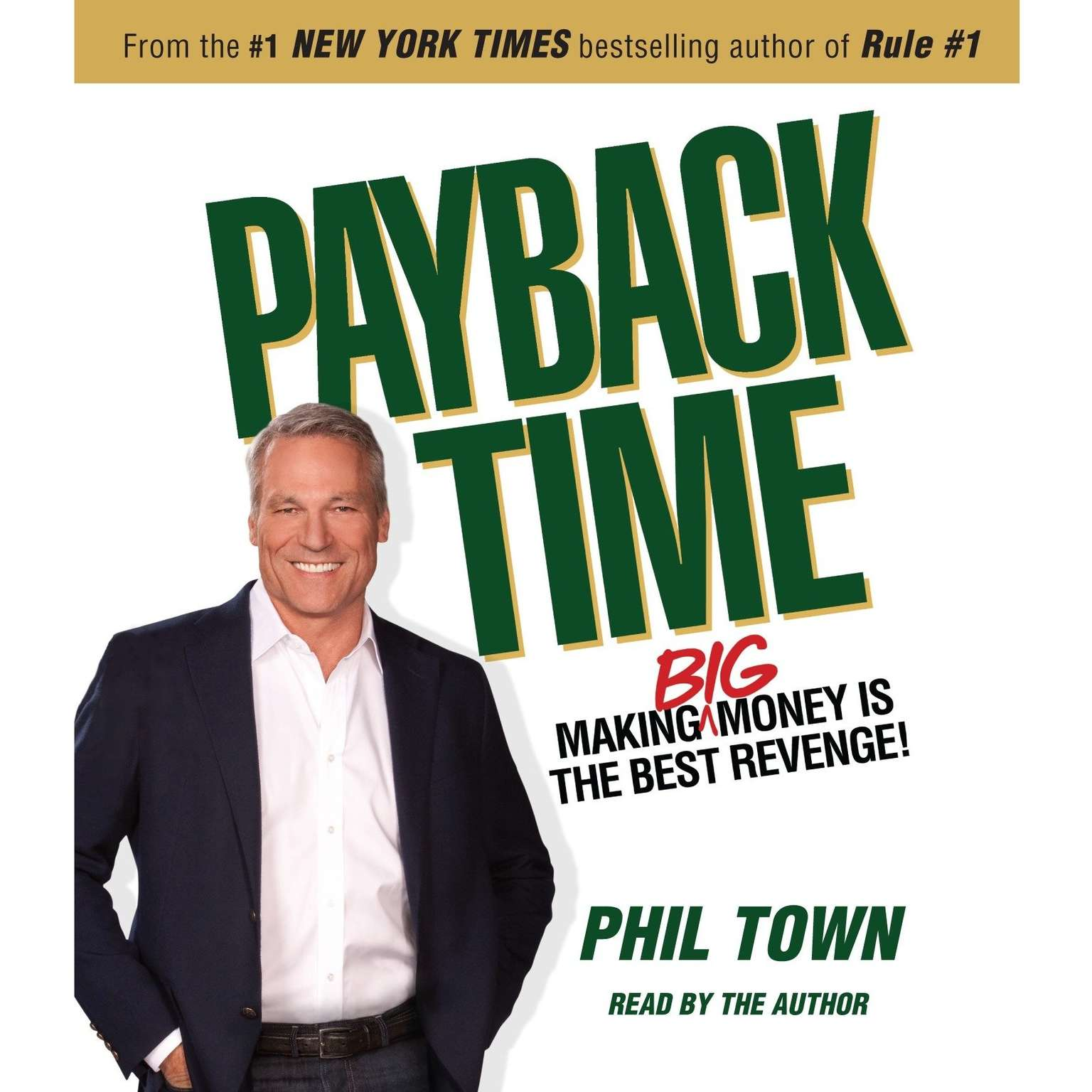 Printable Payback Time: Making Big Money Is the Best Revenge! Audiobook Cover Art
