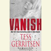 Vanish: A Rizzoli & Isles Novel: A Novel, by Tess Gerritsen