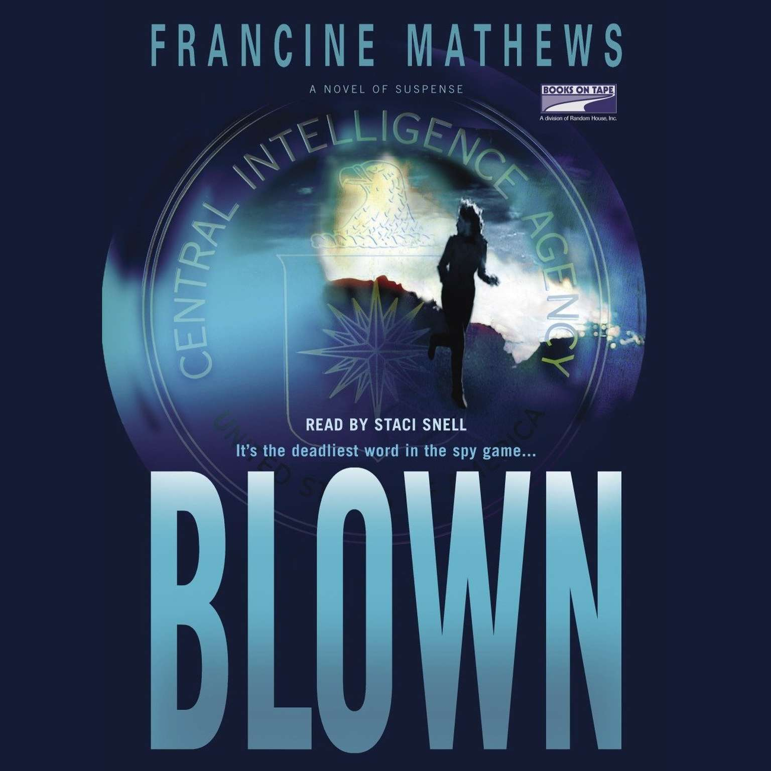 Printable Blown Audiobook Cover Art
