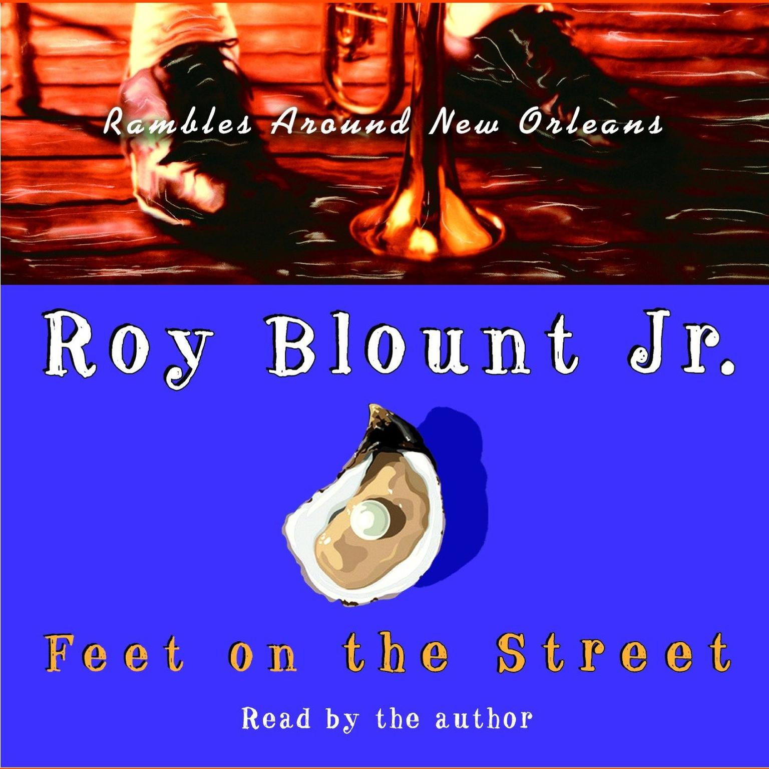Printable Feet on the Street: Rambles Around New Orleans Audiobook Cover Art
