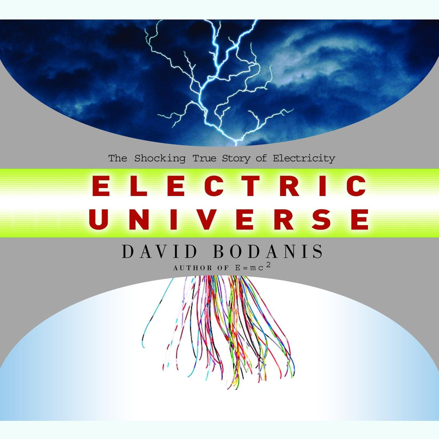 Printable Electric Universe Audiobook Cover Art