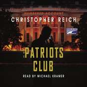 The Patriots Club Audiobook, by Christopher Reich
