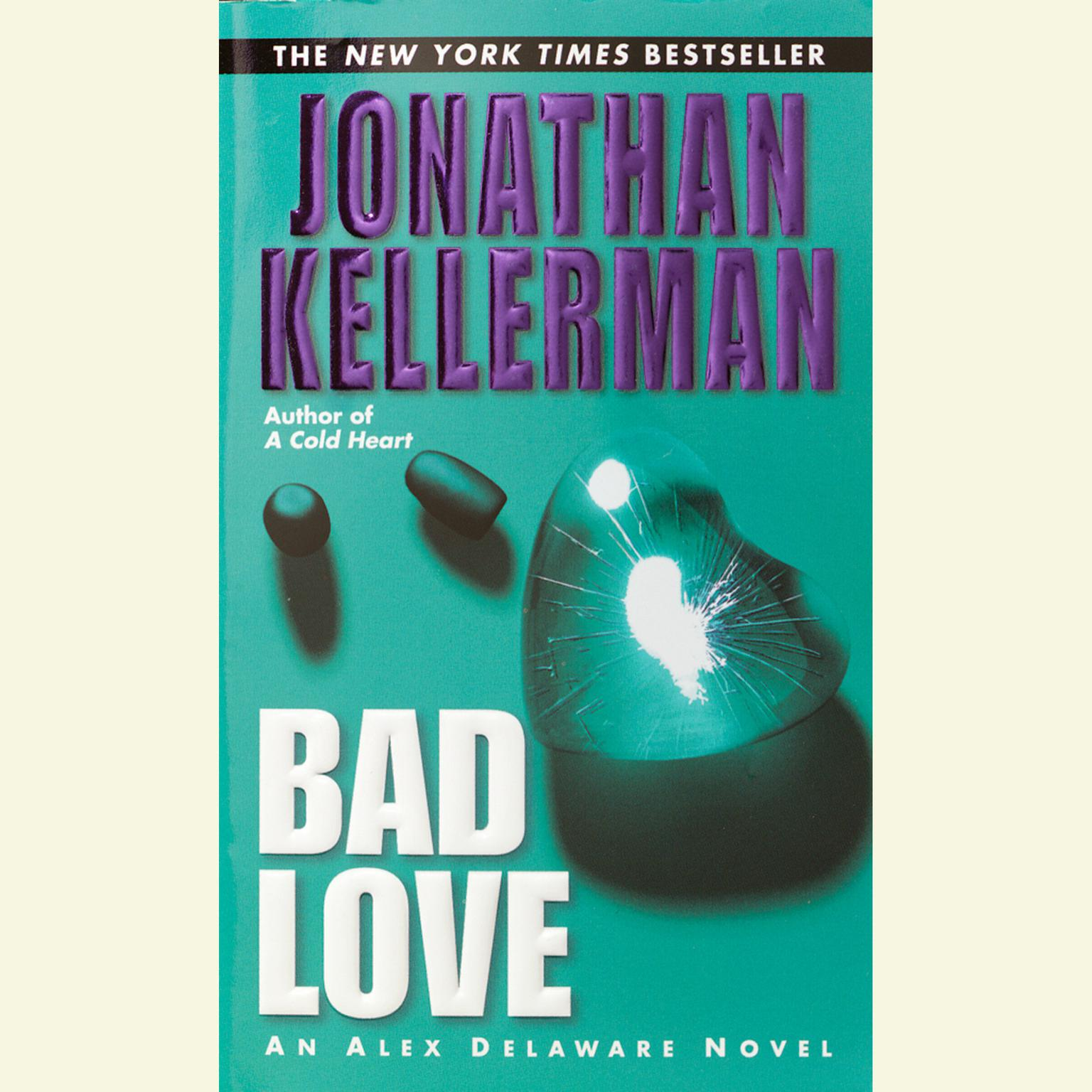Printable Bad Love Audiobook Cover Art