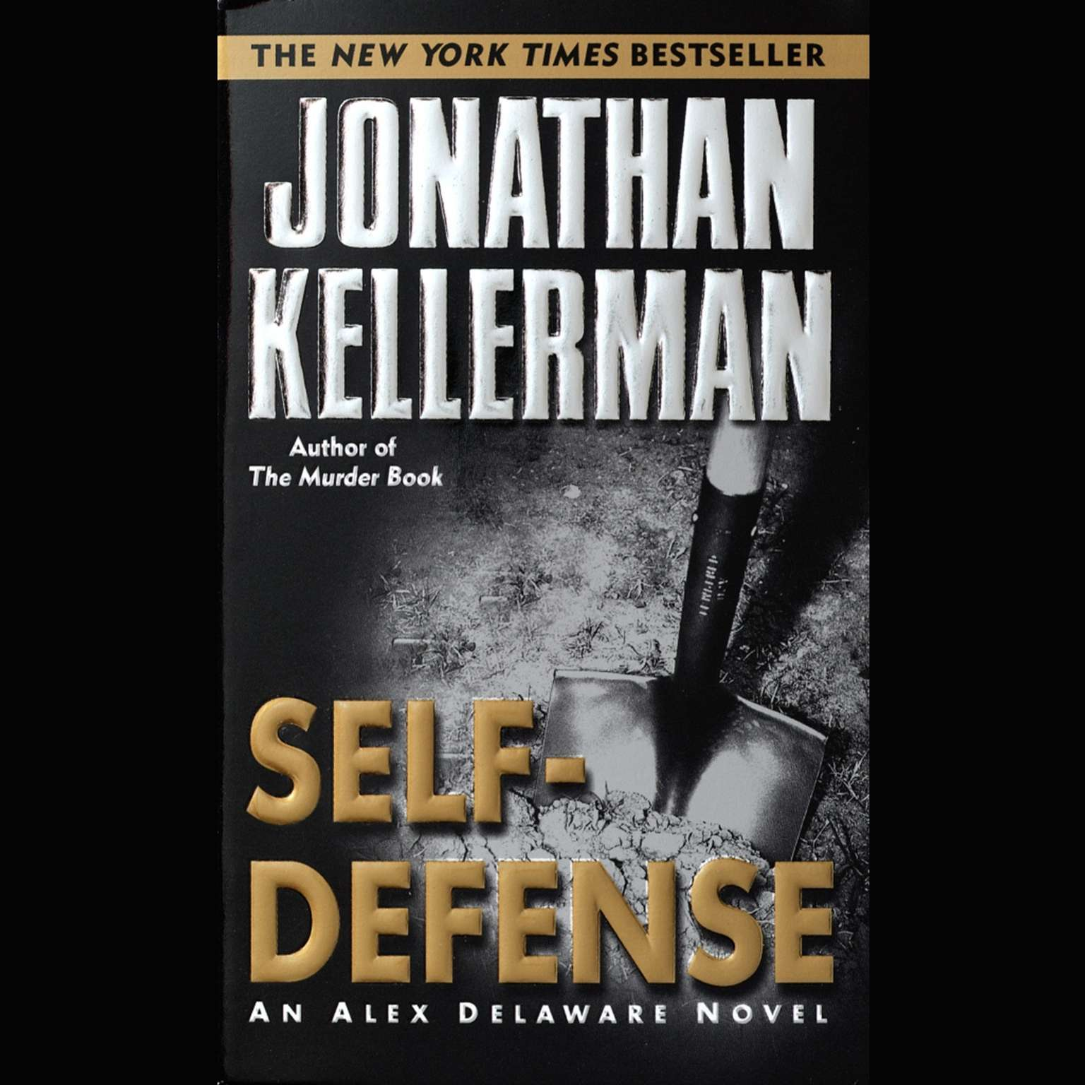 Printable Self-Defense: An Alex Delaware Novel Audiobook Cover Art