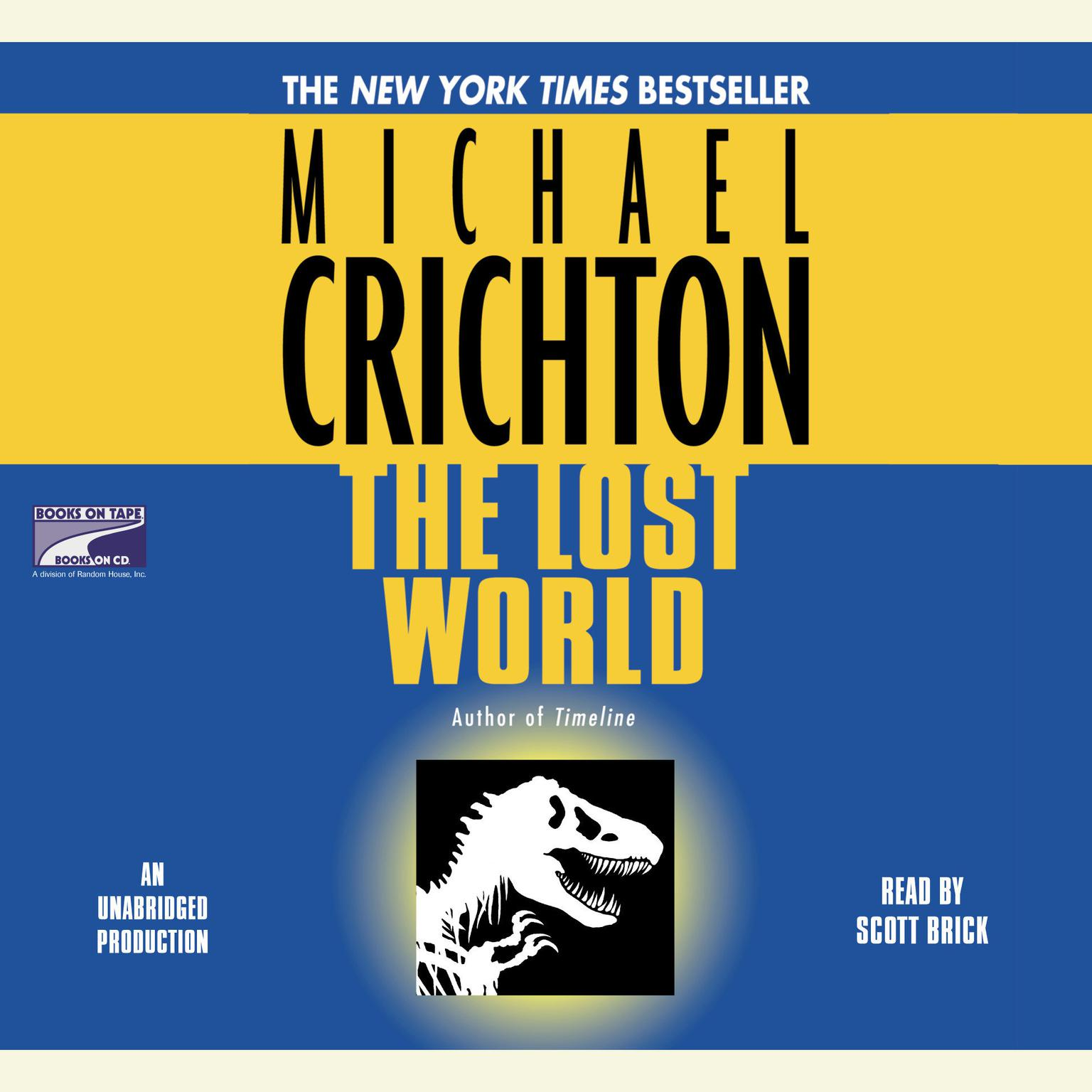 Printable The Lost World: A Novel: A Novel Audiobook Cover Art