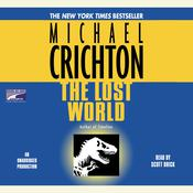 The Lost World Audiobook, by Michael Crichton